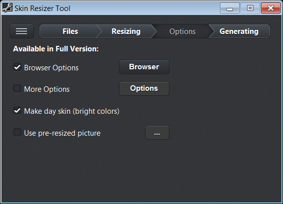 Skin Resizer Tool Will Resize And Adapt Any VirtualDJ To Your Screen In Only 3 Steps Favorite Fully